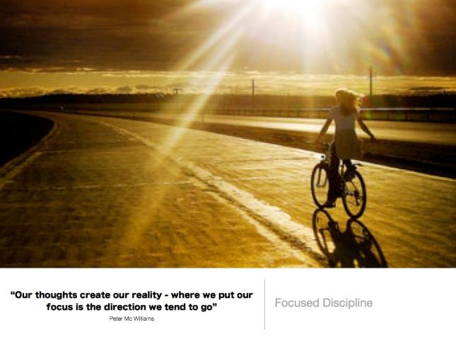 309 Focused Discipline