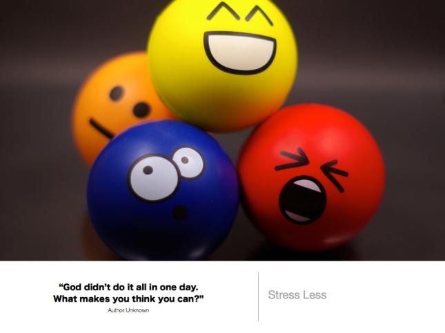 322 Stress Less