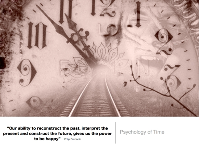 344 Psychology of Time