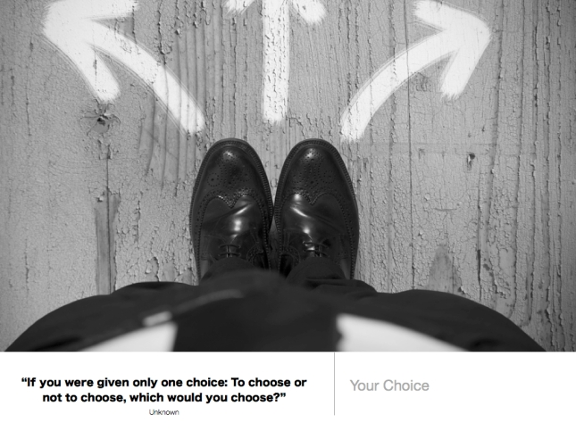 357 Your Choice