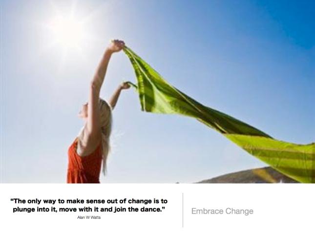 367 Embrace Change